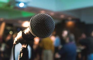 Improve Your Profile by Speaking At Events